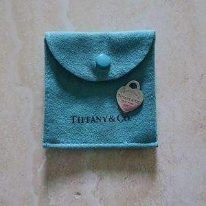 Tiffany & Co Heart Charm